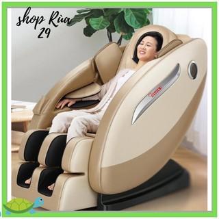 Ghế massage toàn thân, Ghế massage Hàn Quốc Thomas Hamitol cao cấp 2021