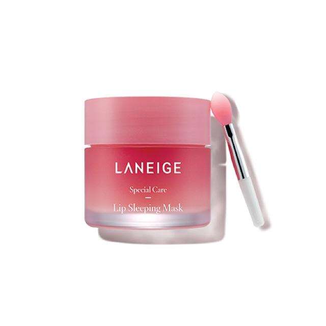Mặt nạ ngủ môi Laneige vị Bery | Laneige Lip Speeping Mask