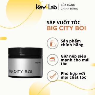 SÁP VUỐT TÓC BIG CITY BOI – CLAY WAX