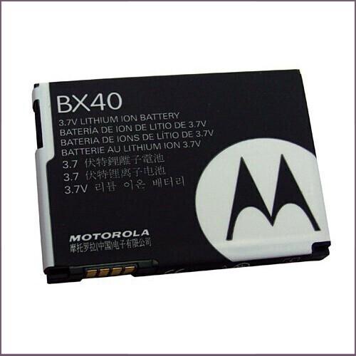 [ Siêu Khuyến Mãi]  Pin Zin điện thoại Motorola BX40 dùng cho V8+V9