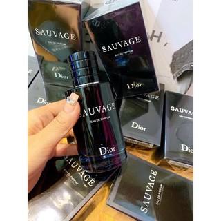 [bản nắp hít edp]NƯỚC HOA NAM Dior Sauvage dung tích 100ml nồng độ edp thơm cực lâu