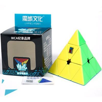 MoYu MFJS MeiLong Pyraminx Rubik Biến Thể 4 Mặt Rubik Tam Giác