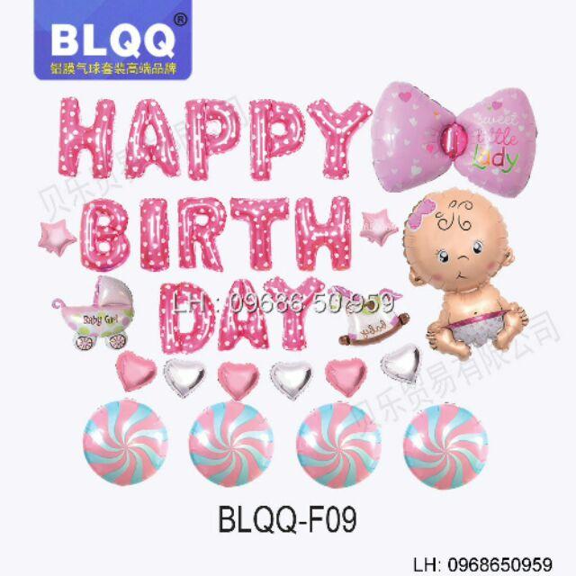 Bóng sinh nhật y hình + băng dính - 3474052 , 972584732 , 322_972584732 , 180000 , Bong-sinh-nhat-y-hinh-bang-dinh-322_972584732 , shopee.vn , Bóng sinh nhật y hình + băng dính