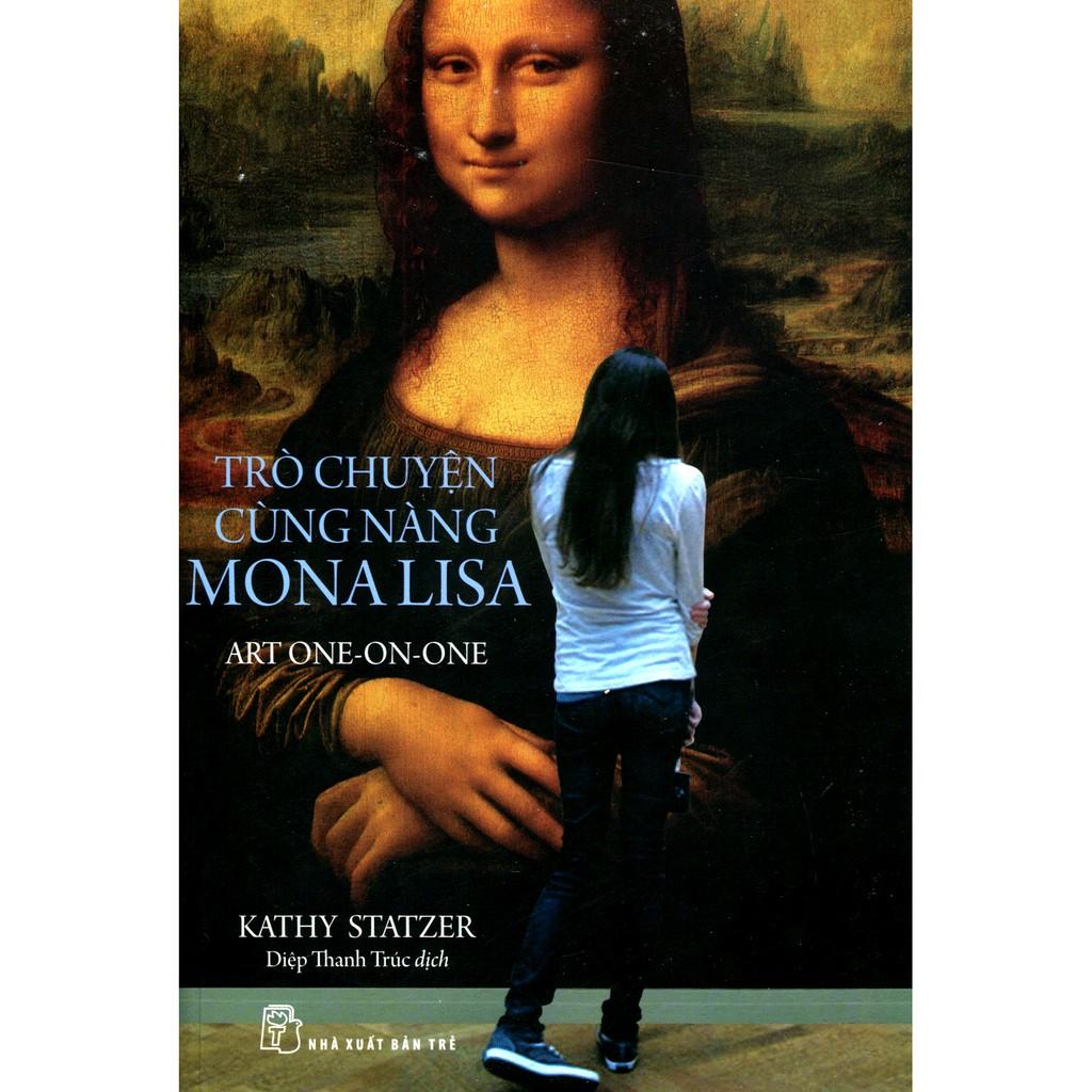 Sách - Trò Chuyện Cùng Nàng Mona Lisa