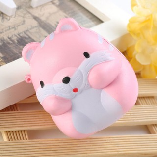Jumbo Stress Squishy Hamster Slow Rising Squeeze Toys