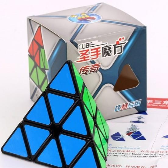 ShengShou Legend Pyraminx Rubik Tam Giác Rubik Biến Thể 4 Mặt