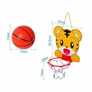 :zap:️ Trò chơi bóng rổ cho bé
