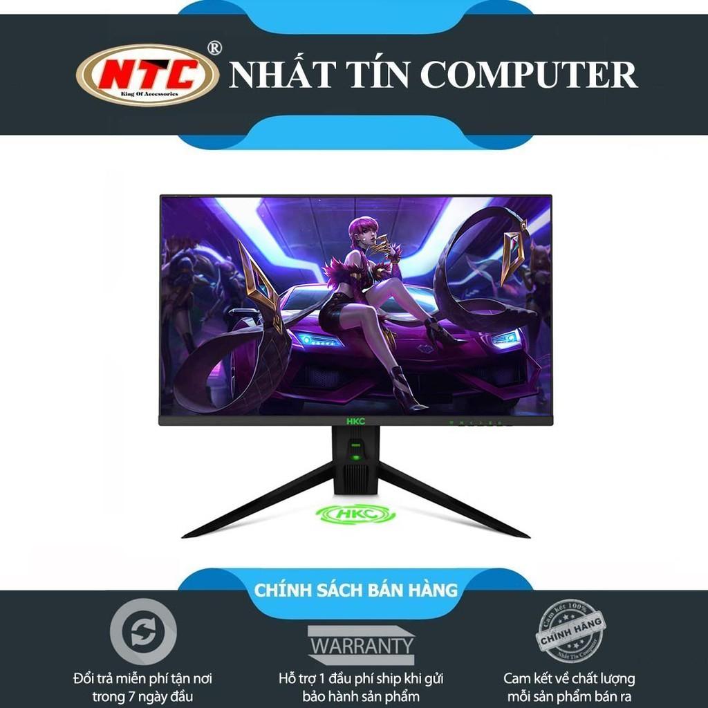 """Màn hình máy tính HKC M25G6F 24.5"""" FHD 144Hz Wide LED viền siêu mỏng chuẩn gaming - kết nối HDMI/DP (Đen)"""