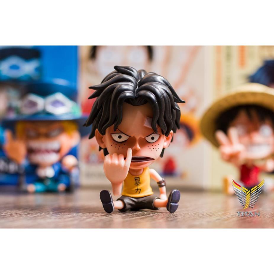 Mô hình Ace kid mặt bựa - Onpiece - TitanGift - Siêu hot | Shopee Việt Nam