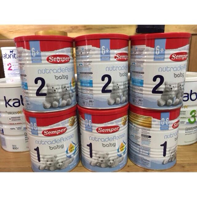 Sữa september 1,2. (400g )nội địa Nga - 10015569 , 1226438340 , 322_1226438340 , 335000 , Sua-september-12.-400g-noi-dia-Nga-322_1226438340 , shopee.vn , Sữa september 1,2. (400g )nội địa Nga
