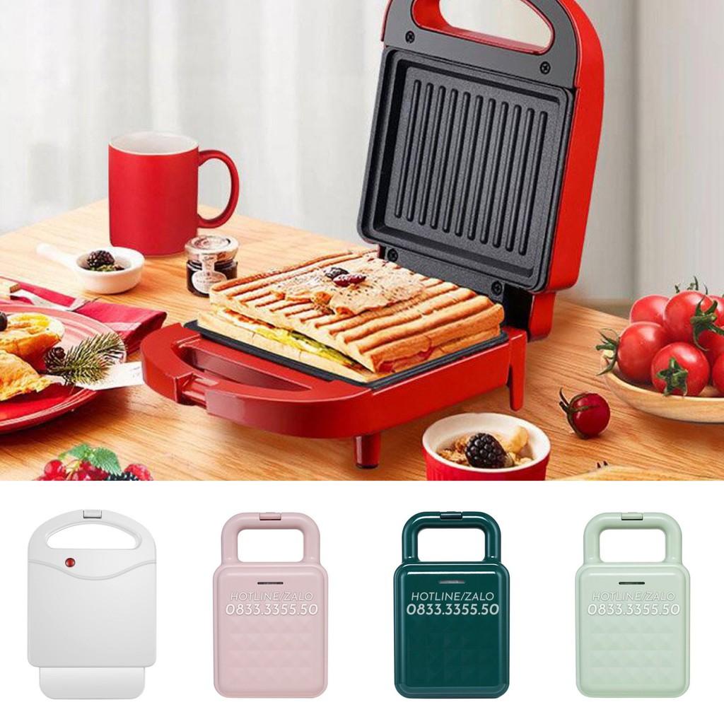 Nhiều Mẫu] Máy Nướng Mini Làm Thức Ăn Sáng Nhanh Gọn - Lò vi sóng Nhãn hàng  No Brand