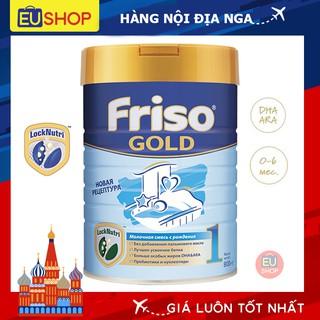 Sữa bột Friso Gold Nga với DHA ARA phát triển trí não và thị lực cho trẻ Số 01 Hộp 800G thumbnail