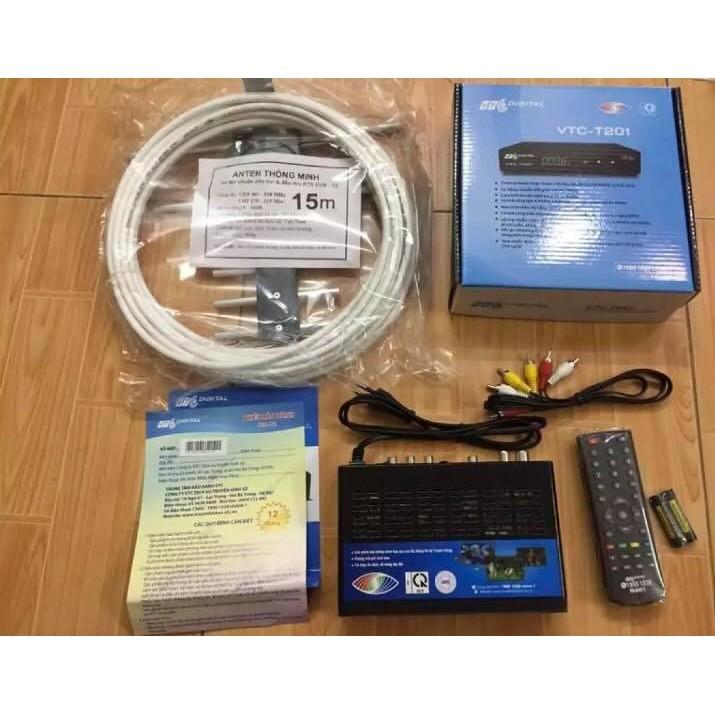 Đầu Thu Truyền Hình Số Mặt Đất DVB T2 VTC T201 (Tặng Anten Dây 15M) - 15002520 , 1638945724 , 322_1638945724 , 275000 , Dau-Thu-Truyen-Hinh-So-Mat-Dat-DVB-T2-VTC-T201-Tang-Anten-Day-15M-322_1638945724 , shopee.vn , Đầu Thu Truyền Hình Số Mặt Đất DVB T2 VTC T201 (Tặng Anten Dây 15M)