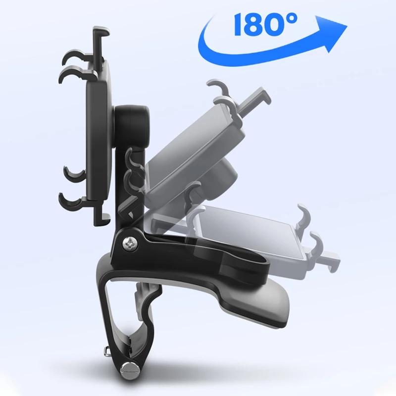 Giá Đỡ Điện Thoại Xoay 360 Độ Tiện Dụng Cho Xe Hơi