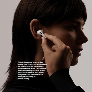 Hình ảnh Tai Nghe Apple AirPods Pro True Wireless (VN/A) - Hàng Chính Hãng-4