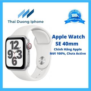 Đồng Hồ Apple Watch SE 40mm - (GPS) - MYYF2 Nguyên Seal, Chưa Active