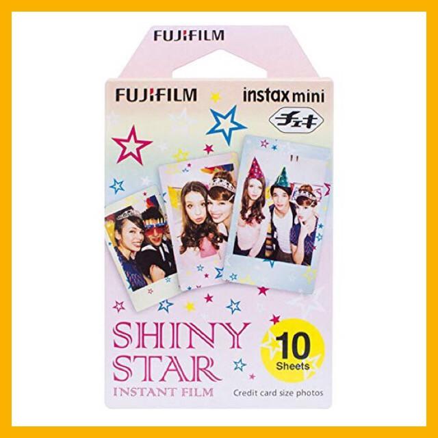 FILM INSTAX MINI - SHINY STARS