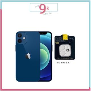 DÁN BẢO VỆ CAMERA TRONG SUỐT cho iPHONE 12 MINI ( 5.4 ) thumbnail