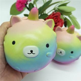 MAK Slow Rising PU Soft Squishy Squeeze Stress Relief Toys 11.5cm unicorn