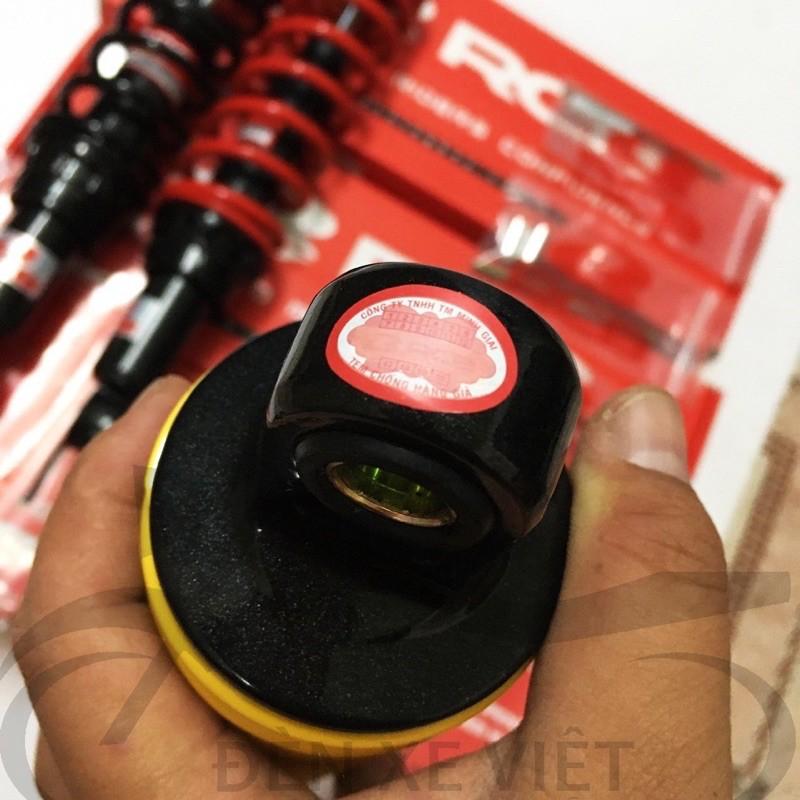 Phuộc sau RCB mẫu A2 giảm sốc xe máy wave sirius jupiter taurus funeo125 chính hãng RACING BOY
