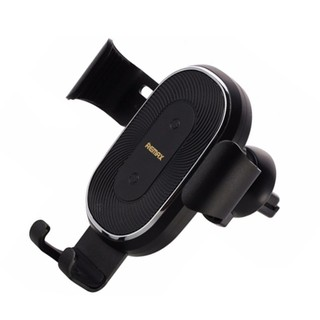 Giá đỡ điện thoại tích hợp sạc không dây cho xe hơi Remax RM-C38