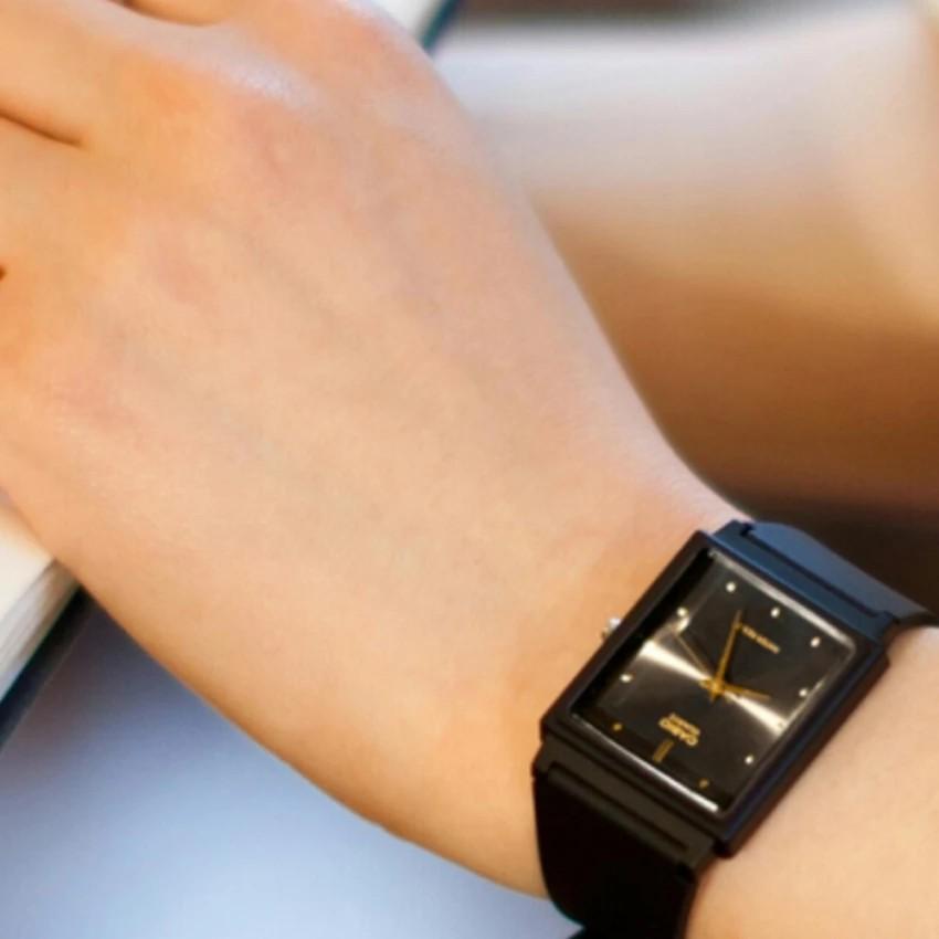 Đồng hồ nam dây nhựa Casio chính hãng Anh Khuê MQ-38-1ADF