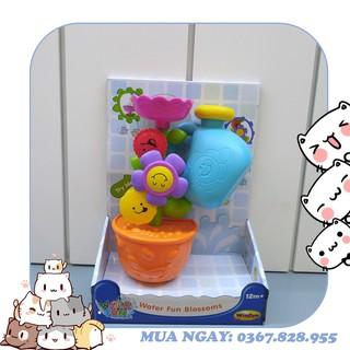 Đồ chơi tắm vui nhộn hình bông hoa Winfun 007104