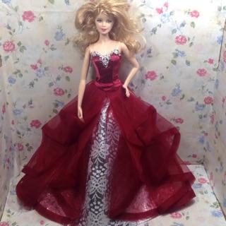 Búp bê barbie holiday đã sử dụng