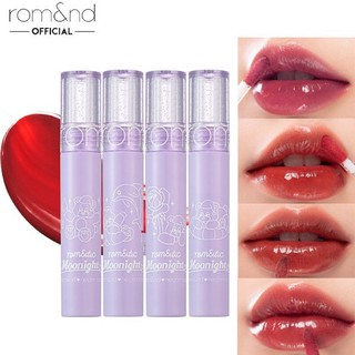 [ROMAND X NEONMOON] Phiên Bản Giới Hạn Son Tint Siêu Lì Romand Glasting Water Tint 4g