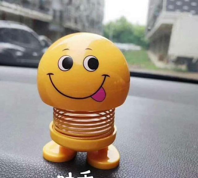 Mắt cười thú nhún, lật đật mặt cười; Bộ 8 chú