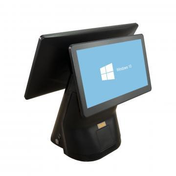 Máy POS tính tiền 2 màn hình P30