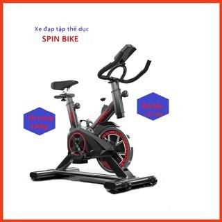 [ Tặng lắc eo cao cấp] Xe đạp thể dục Spin Bike chính hãng thumbnail