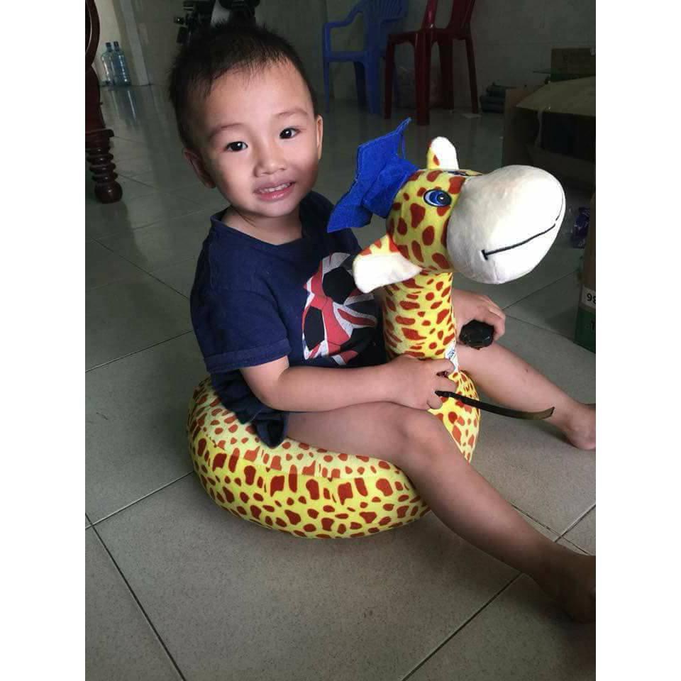 FREESHIP_Ghế ngồi hình hươu cho bé -Hàng chất lượng cao
