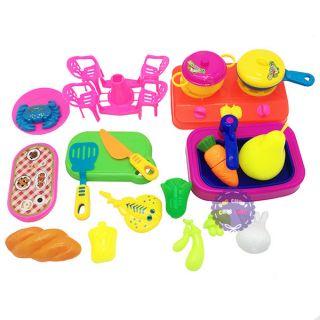 Túi đồ chơi nhà bếp