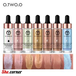 [XẢ KHO] Bắt sáng O.TWO.O liquid highlighter 6051 thumbnail
