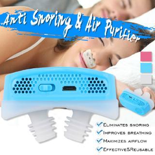Thiết bị đeo thông mũi chuyên dụng chống ngáy khi ngủ hiệu quả kèm phụ kiện