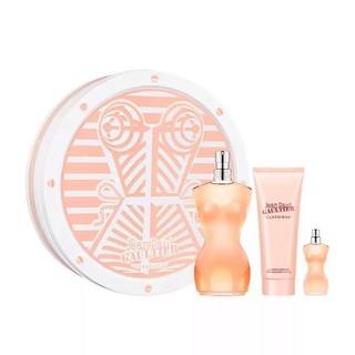 Set Nước Hoa Nữ Jean Paul Gaultier Classique 3pcs (100ml & 6ml & Body 75ml ) - Scent of Perfumes thumbnail