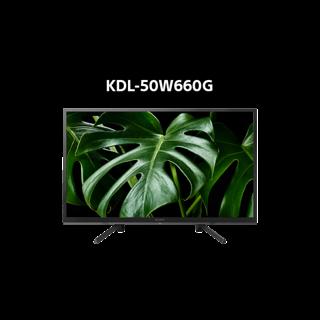 Smart Tivi Sony Full HD 50 inch KDL-50W660G - Miễn phí lắp đặt thumbnail