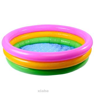 Round Multifunction Indoor Portable Family For Children Bath Tub Toy Inflatable Kiddie Pool