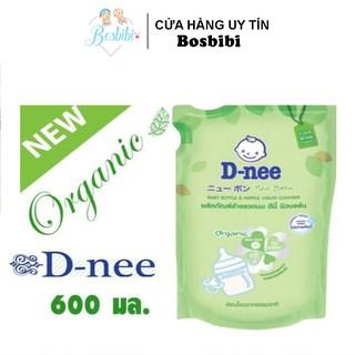 Nước rửa bình sữa Dnee Organic 600ml thumbnail