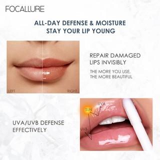 Hình ảnh FOCALLURE PLUMPMAX High Shine & Shimmer Lip Gloss 10 màu 3g 1pc-4