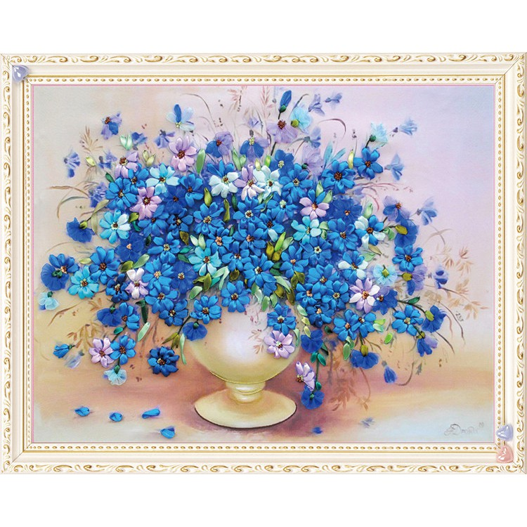 (HÀNG ORDER) Tranh thêu ruy băng hoa cổ điển - 3473784 , 1130069071 , 322_1130069071 , 199000 , HANG-ORDER-Tranh-theu-ruy-bang-hoa-co-dien-322_1130069071 , shopee.vn , (HÀNG ORDER) Tranh thêu ruy băng hoa cổ điển