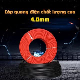 Dây điện năng lượng mặt trời DC 4.0mm cáp quang điện một chiều chất lượng cao