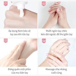 Hình ảnh Kem dưỡng da tay SOON PURE hương hoa anh đào giúp trị khô và thô ráp 40g-6