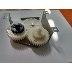 Cụm duplex , cụm bánh răng đảo mặt máy in HP401D bóc máy TC VIỆT