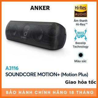 Loa bluetooth SOUNDCORE Motion+ [Motion Plus] 30W (By Anker) – A3116 – hàng chính hãng