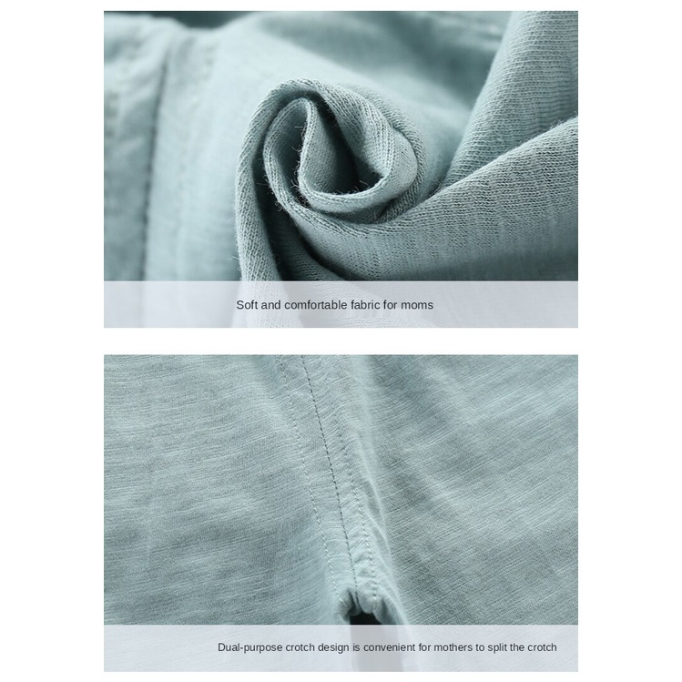 Quần Dài Nhẹ Cho Bé Trai Và Bé Gái Quần Cotton Dài Chống Muỗi Mùa Hè Cho Bé 6 tháng đến 4 tuổi