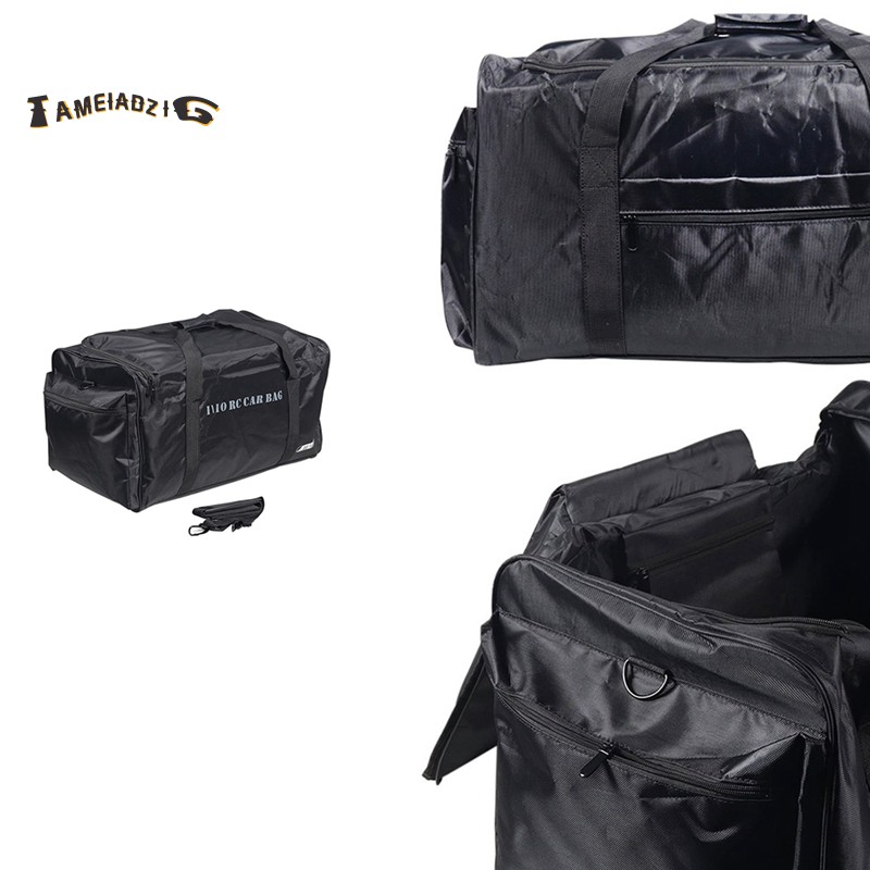 Duffel Bag Waterproof Storage Bag for 1/10 1/8 RC Crawler Drift Bigfoot Cars Axial SCX10 Traxxas TRX4 UDR Slash Maxx,S