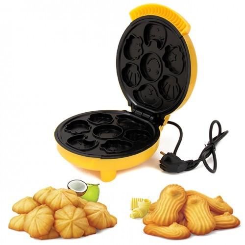 Máy Nướng Bánh Hình Thú Ngộ Nghĩnh Đáng Yêu Magic Bulit - Bảo Hành 12 Tháng