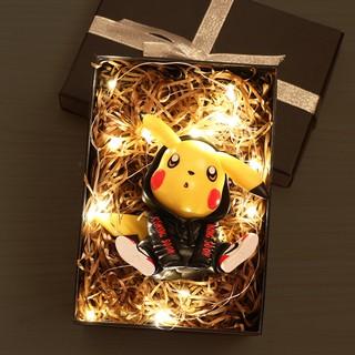 Mô Hình Búp Bê Pikachu Đáng Yêu Sáng Tạo